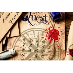 Quest in the Olhain Forest (Sat. 11/07)