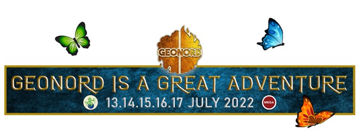 GeoNord 2021 Mega Event Shop